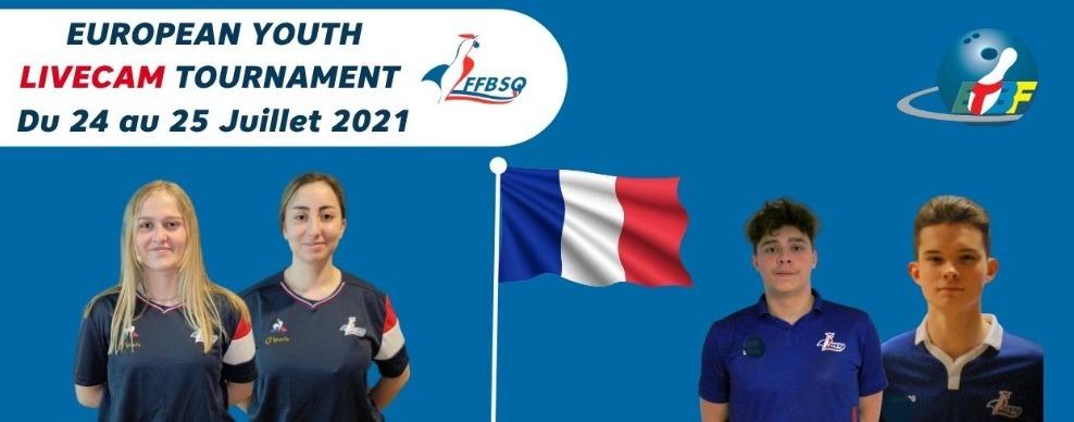 Tournoi Européen Jeunes LiveCam (EYLT) 2021